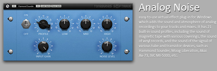 Analog Noise VST