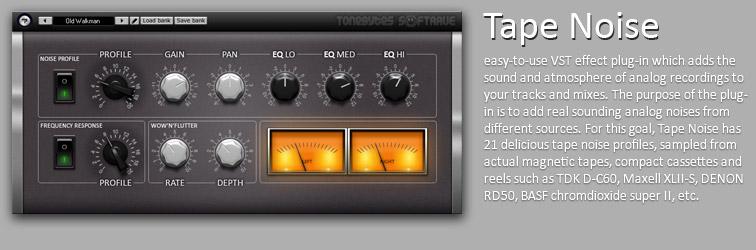 ToneBytes - VST audio plug-ins