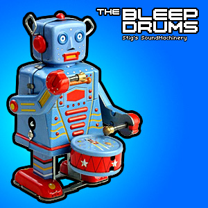 The Bleep Drums